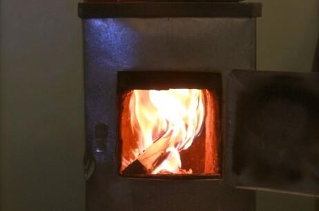 Masonry kitchen stove